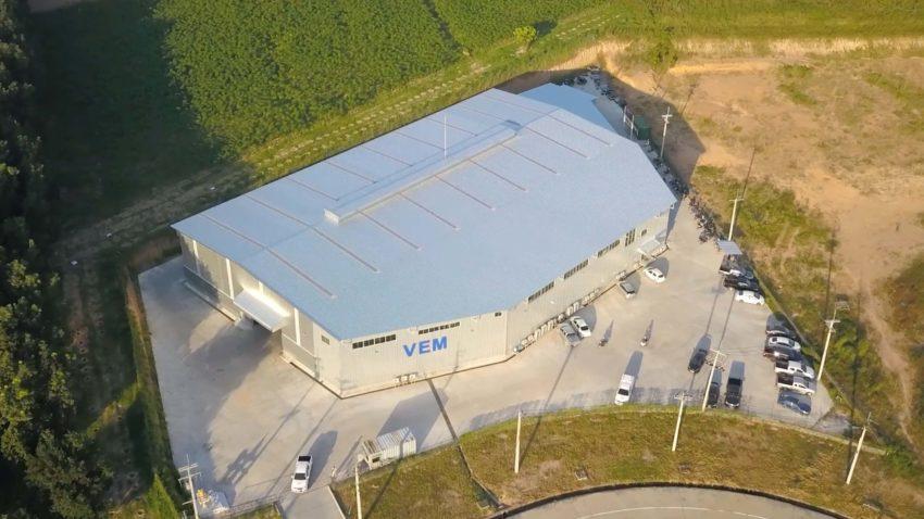 VEM factory in Thailand